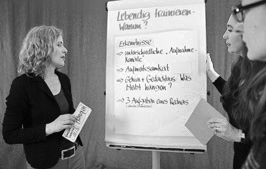 Amelie Funcke - Rundum Seminare - Train the Trainer